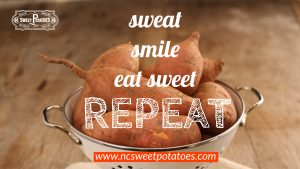 Sweat, Smile, Eat Sweet