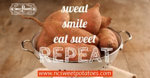Sweat, Smile, Eat Sweet …