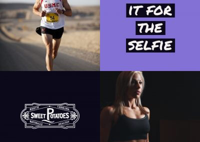 Do it for the selfie – Instagram